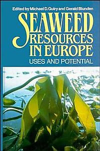 Seaweed Resources in Europe