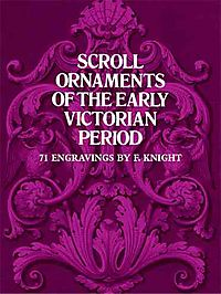 Scroll Ornaments of Early Victorian Period