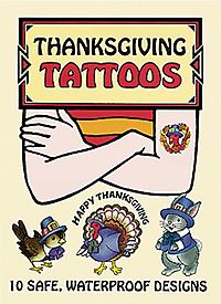Thanksgiving Tattoos