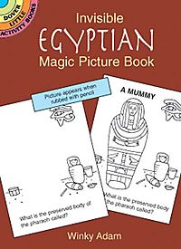 Invisible Egyptian Magic Picture Book