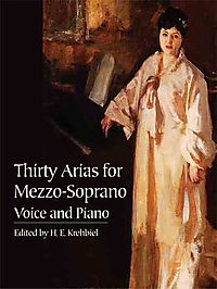 Thirty Arias for Mezzo-Soprano