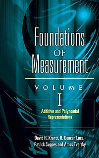 Foundations of Measurement