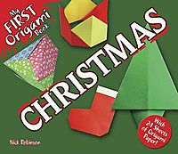 My First Origami Book-Christmas