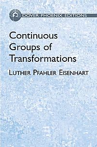 Continous Groups of Transformations