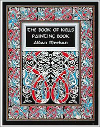 Book of Kells Painting Book