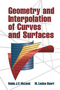Geometry and Interpolation of Curves and Surfaces