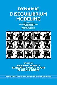 Dynamic Disequilibrium Modeling