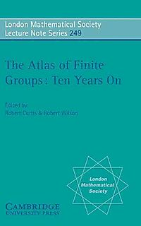 The Atlas of Finite Groups