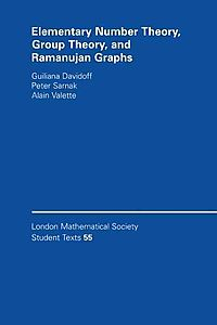 Elementary Number Theory, Group Theory, and Ramanujan Graphs