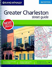 Rand Mcnally Greater Charleston