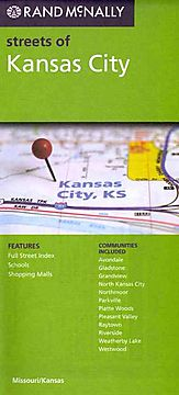 Rand McNally Streets of Kansas City, Missouri/Kansas