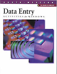 Data Entry Activities for Windows
