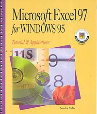 Microsoft Excel 97 for Windows 95