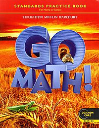 Go Math! Standards Practice Book Grade 2