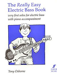 The Really Easy Electric Bass Book