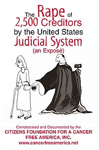 The Rape of 2,500 Creditors by the United States Judicial System