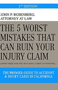 The 5 Worst Mistakes That Can Ruin Your Injury Claim