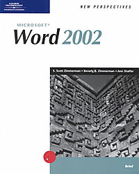 New Perspectives on Microsoft Word 2002