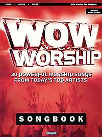 Wow Worship Red Songbook