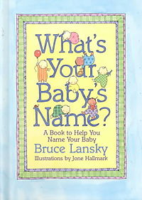 What's Your Baby's Name?