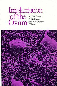 Implantation Of The Ovum