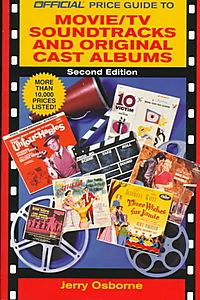 The Official Price Guide to Movie/TV Soundtracks & Original Cast Albums