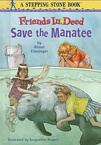 Friends in Deed Save the Manatee