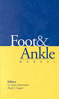 Foot and Ankle Manual