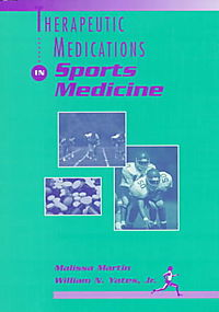 Therapeutic Medications in Sports Medicine