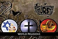 Burst- World Religions