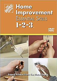 Home Improvement Essential Skills 1-2-3