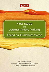 First Steps in Journal Article Writing