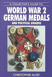 World War 2 German Medals and Political Awards