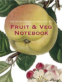 The Royal Horicultural Society Fruit & Vegetable Notebook
