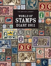 The British Library World of Stamps 2011 Pocket Diary