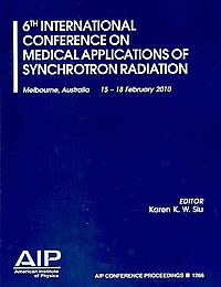 6th International Conference on Medical Applications of Synchrotron Radiation