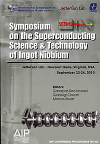 International Symposium on the Superconducting Science & Technology of Ingot Niobium