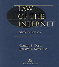 Law of the Internet
