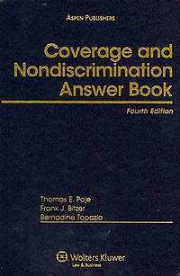 Coverage and Nondiscrimination Answer Book