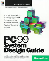 PC 99 System Design Guide