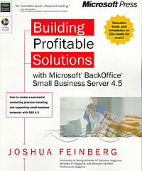 Building Profitable Solutions With Microsoft Backoffice Small Business Server 4.5
