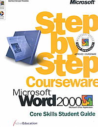 Microsoft Step by Step Courseware