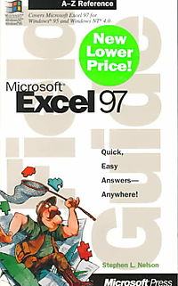 Microsoft Excel 97 Field Guide