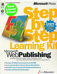 Microsoft Web Publishing Step by Step Learning Kit