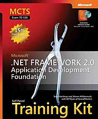 Mcts Self-paced Training Kit Exam 70-536