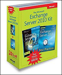 The Microsoft Exchange Server 2010 Kit