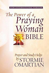The Power of a Praying Woman Bible