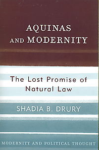 Aquinas and Modernity