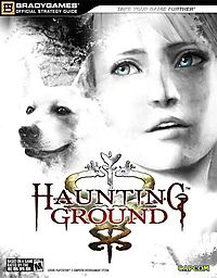 Haunting Ground Official Strategy Guide