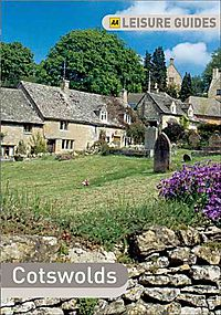 AA Leisure Guides Cotswolds